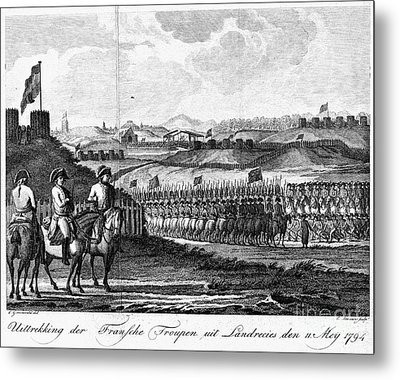 French Revolution, 1794 Metal Print by Granger