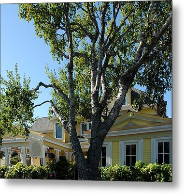 Gables 211 Metal Print by Joyce StJames