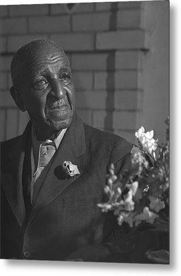 George Washington Carver 1864-1943 Metal Print by Everett