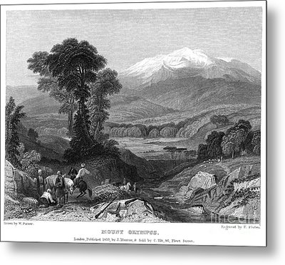 Greece: Mount Olympus Metal Print by Granger