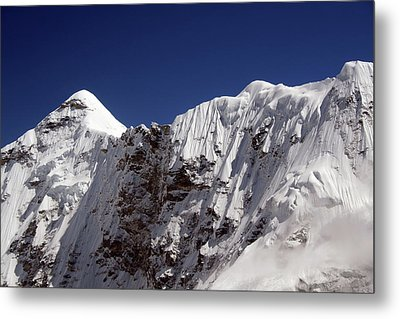 Himalayan Landscape Metal Print by Pal Teravagimov Photography