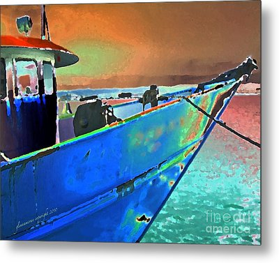 Metal Print featuring the digital art Hope by Glenna McRae