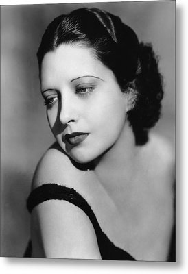 I Found Stella Parish, Kay Francis, 1935 Metal Print by Everett