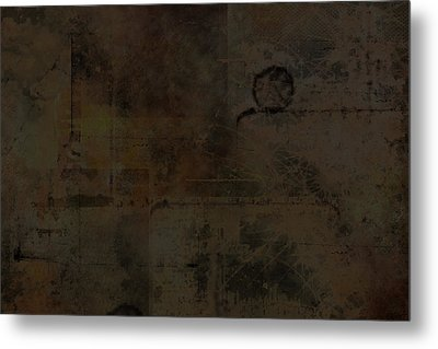 Industrial Metal Print by Christopher Gaston