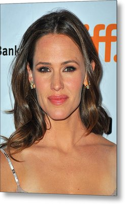 Jennifer Garner At Arrivals For Butter Metal Print by Everett
