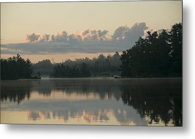 Lake Of The Woods, Ontario, Canada View Metal Print by Keith Levit