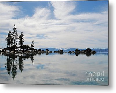 Lake Tahoe Nevada Metal Print
