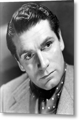 Laurence Olivier, 1940 Metal Print by Everett