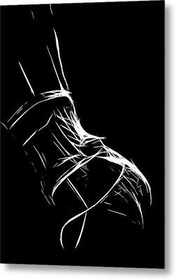 Lingerie Metal Print by Steve K
