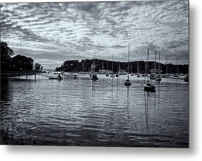Metal Print featuring the photograph Manchester Cove by Tom Singleton