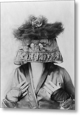 Marie Dressler 1868-1934, Canadian Born Metal Print by Everett