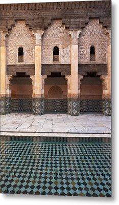 Marrakesh, Morocco Metal Print by Axiom Photographic