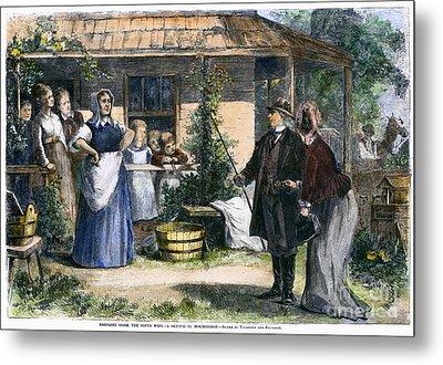 Mormon Wives, 1875 Metal Print by Granger