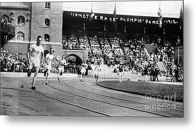 Olympic Games, 1912 Metal Print by Granger