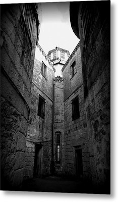 Oppression Metal Print by Richard Reeve
