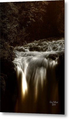 Over The Top Metal Print