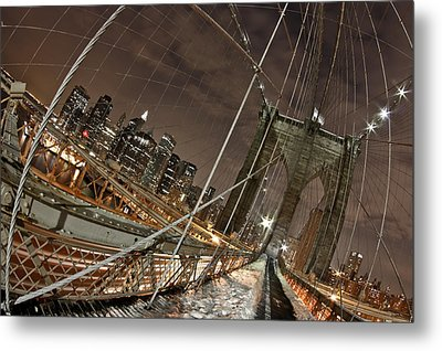 Power Of Perspective Metal Print by Joshua Ball