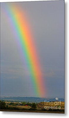 Rainbow Communications Metal Print by James BO  Insogna