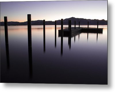 Reflective Thoughts Metal Print by Brad Scott