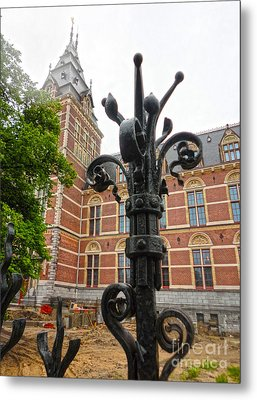 Rijksmuseum- 05 Metal Print by Gregory Dyer