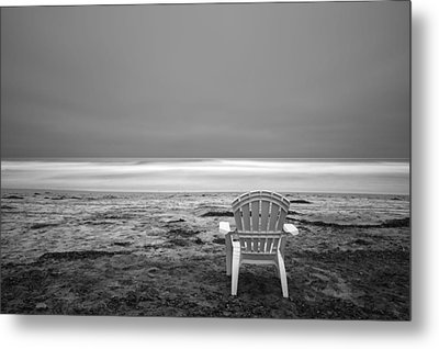 Serenity Metal Print by Larry Marshall