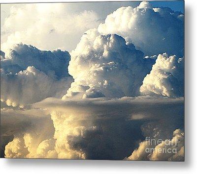 Sky Sky Metal Print by Yury Bashkin
