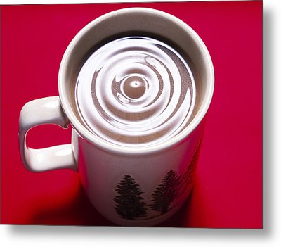Standing Wave Metal Print by Andrew Lambert Photography