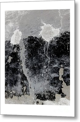 Storm Metal Print by Peter Szabo