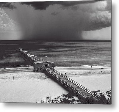 Summer Storm Metal Print by Gordon Engebretson
