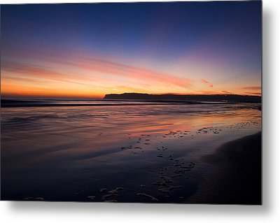 Sunset Metal Print by Benjamin Street