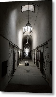 Metal Print featuring the photograph Sweet Home Penitentiary by Richard Reeve