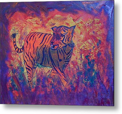 The Escape Metal Print by Judi Goodwin