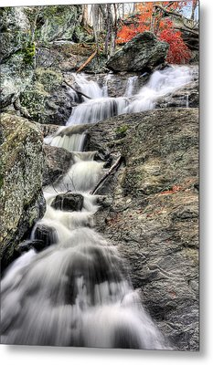 The Falls Metal Print by JC Findley