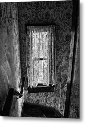 The Hiding Artist Metal Print by Jerry Cordeiro