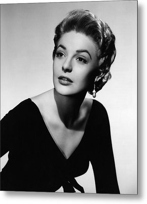 The Last Frontier, Anne Bancroft, 1955 Metal Print by Everett
