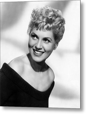 The Marrying Kind, Judy Holliday, 1952 Metal Print by Everett