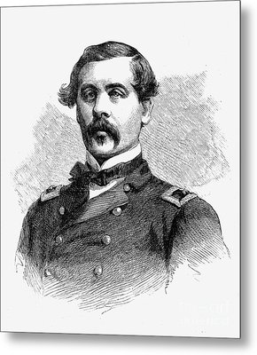 Thomas Francis Meagher Metal Print by Granger