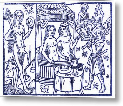 Venus, Roman Goddess Of Love Metal Print by Science Source