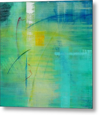 Whisper Metal Print by Ethel Vrana