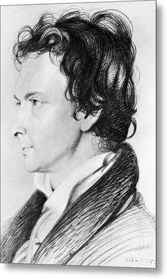 William Hazlitt (1778-1830) Metal Print by Granger