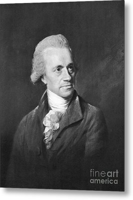William Herschel, German-british Metal Print by Science Source