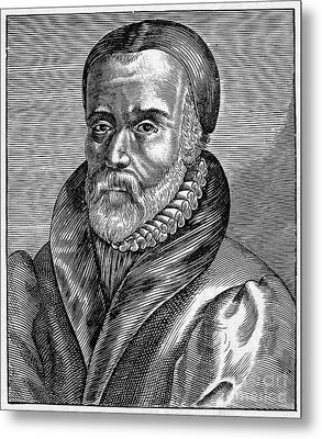 William Tyndale Metal Print