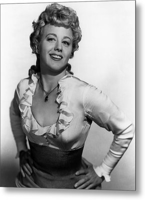 Winchester 73, Shelley Winters, 1950 Metal Print by Everett