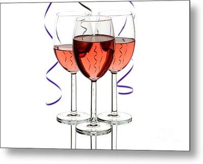 Wine Metal Print by Blink Images