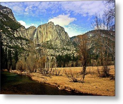 Yosemite National Park Metal Print by Luiz Felipe Castro