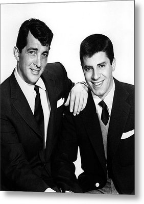 Youre Never Too Young, Dean Martin Metal Print by Everett