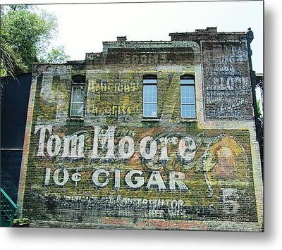 10 Cent Cigar Metal Print by Todd Sherlock