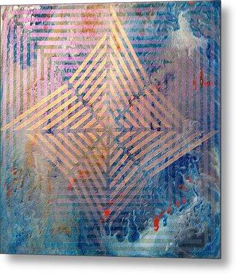 Untitled Metal Print by Austin Zucchini-Fowler