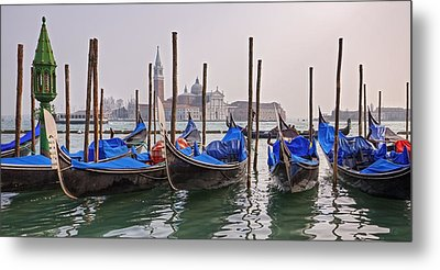 Venice - Italy Metal Print by Joana Kruse
