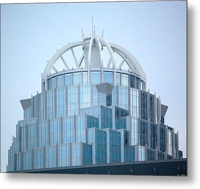 Metal Print featuring the photograph 111 Huntington Ave - Boston by Mary McAvoy